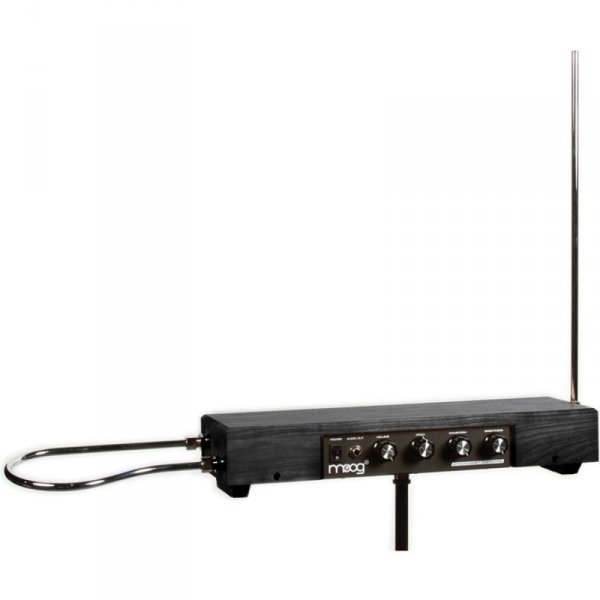 Moog Etherwave Theremin (Assembled Black Cabinet)