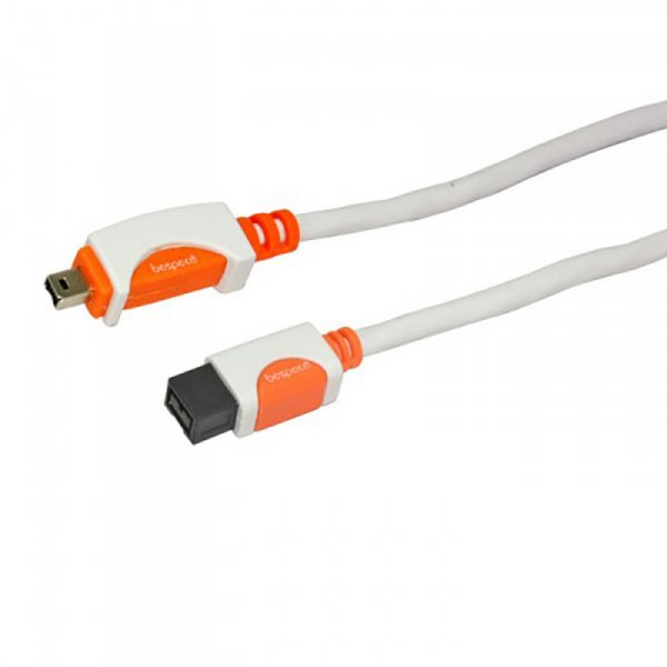 Bespeco SLF94 - Firewire 4 Pin - Firewire 9 Pin