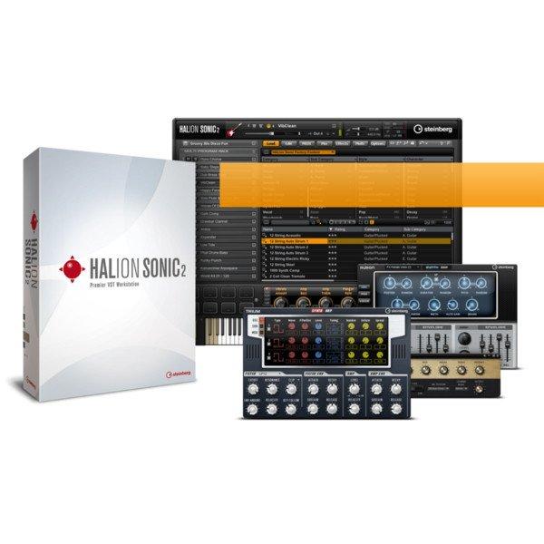 Steinberg Halion Sonic 3 (Latest version)
