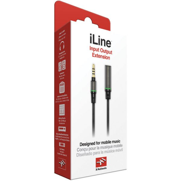IK Multimedia iLine - Input - Output Extension