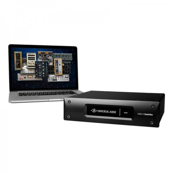Universal Audio UAD-2 Satellite Thunderbolt OCTO Custom
