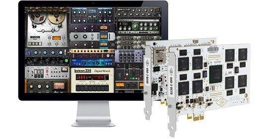 Universal Audio UAD-2 PCIe OCTO Custom