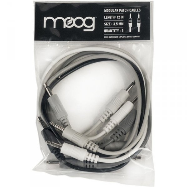 "Moog Mother 12"" Cables"