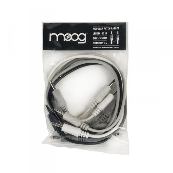 "Moog Mother 6"" Cables"
