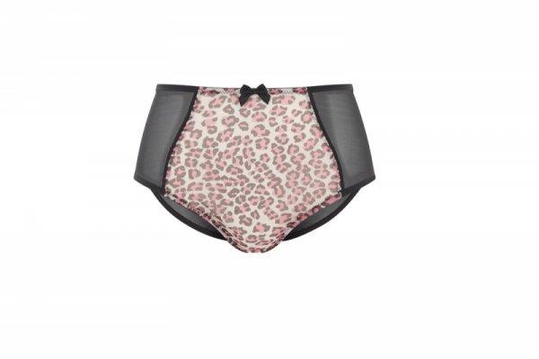 """Бикини """"Della""""  Pink Leopard -9113"""