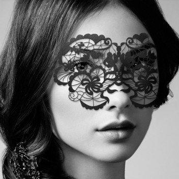 "Маска за лице ""ANNA""-Black -0191"