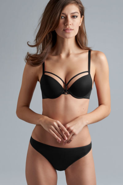"24/7* Сутиен Marlies Dekkers ""Space Odyssey"" Black -16451"