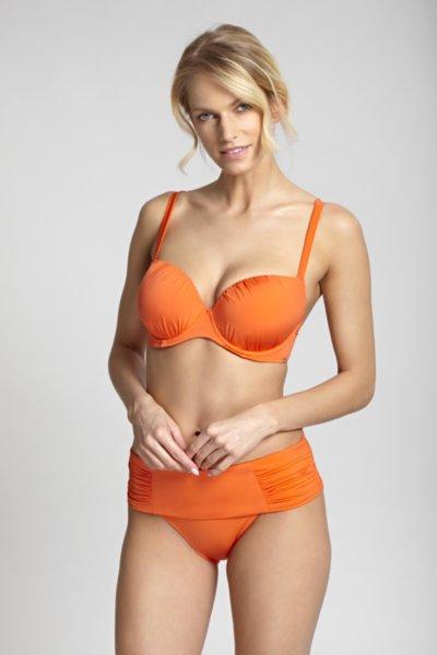 """Горнище на бански """"Marina"""" Tangerine- SW0832"""