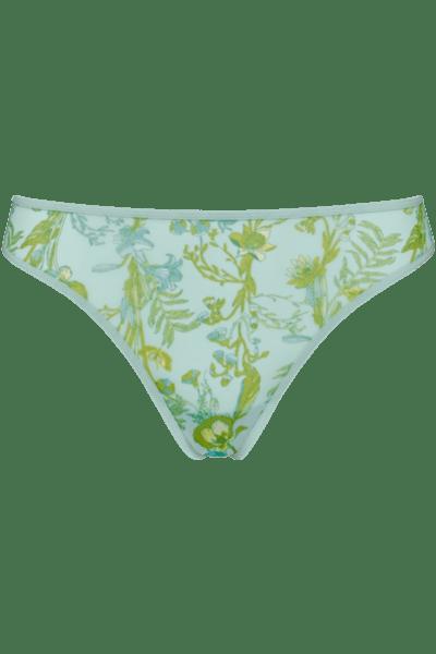 """Прашка Marlies Dekkers """"Jardin des Herbs"""" Soft Green- 19593"""