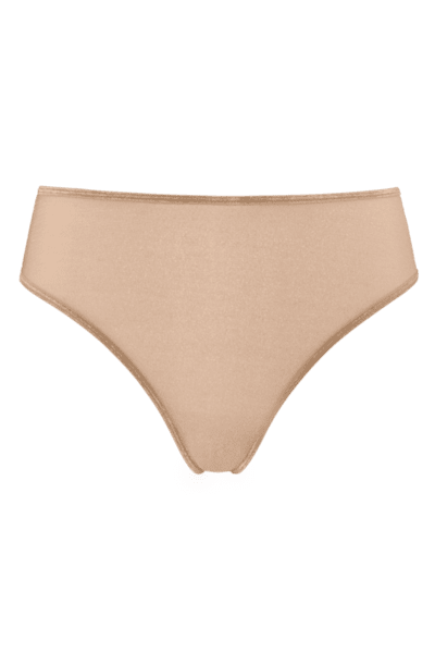 "Прашки Marlies Dekkers ""Dame de Paris"" Sand and Golden Lurex - 19902"