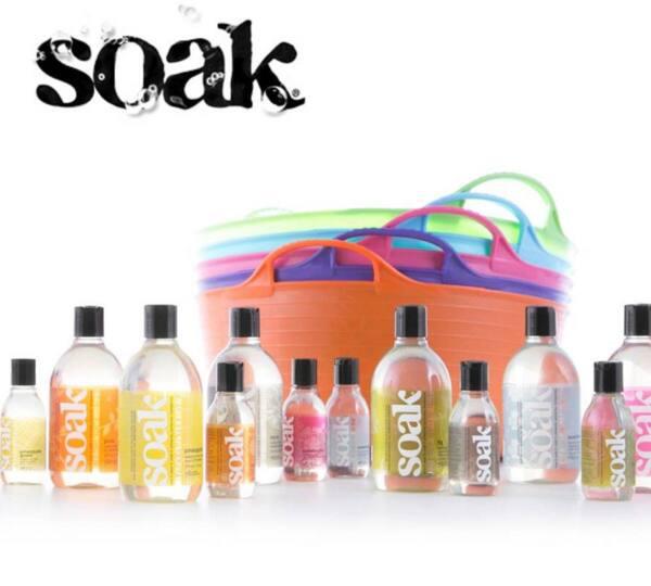 Препарат за пране без изплакване- Soak Wash