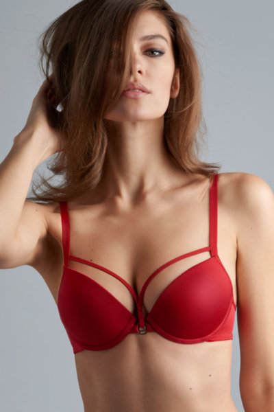 "Сутиен Marlies Dekkers ""Space Odyssey""  Red -16461"