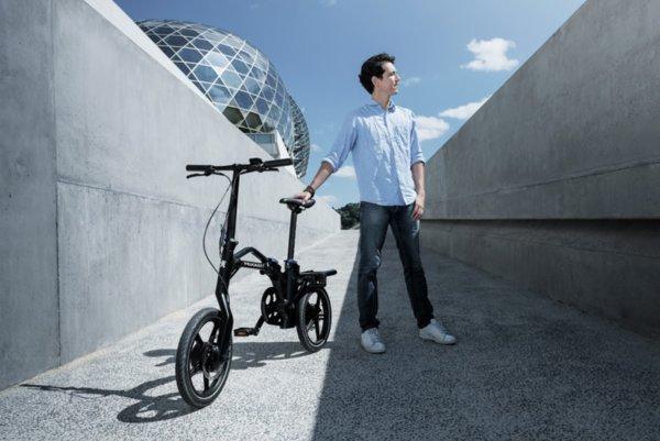 Велосипед PEUGEOT eF01 спечели наградата за индустриален дизайн JANUS
