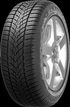 Dunlop 205/55R16 91H Sp Wi Spt 4D Ms Ao Mfs