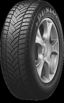 Dunlop 255/50R19 107V Grtrek Wt M3 N0 Xl Mfs