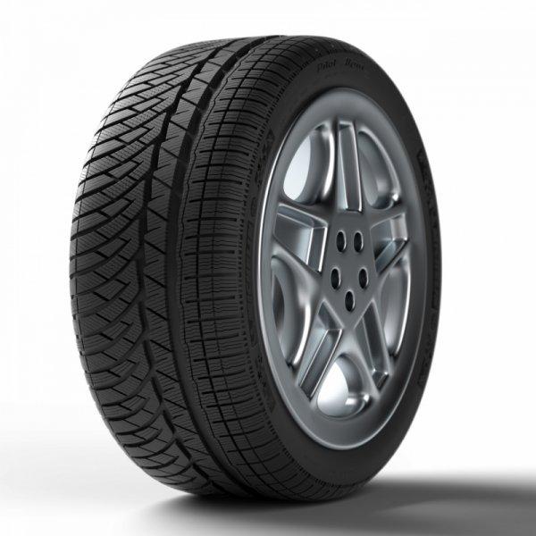 Michelin 225/45 R18 95V Xl Tl Pilot Alpin Pa4 Mo Grnx Mi