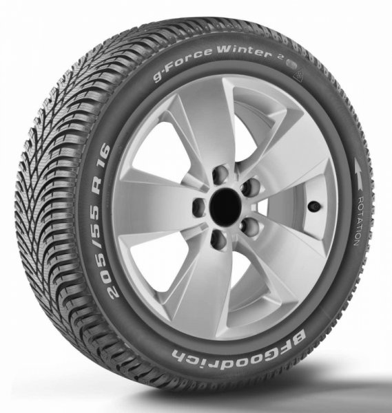 Bf Goodrich 195/55 R16 91H Extra Load Tl G-Force Winter2 Go