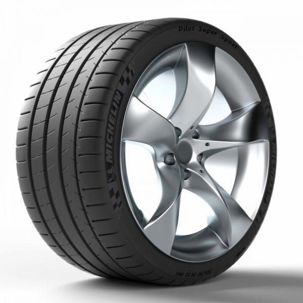 Michelin 285/30 Zr21 (100Y) Extra Load Tl Pilot Super Sport Mi