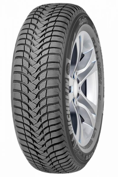 Michelin 195/60 R15 88H Tl Alpin A4 Grnx Mi