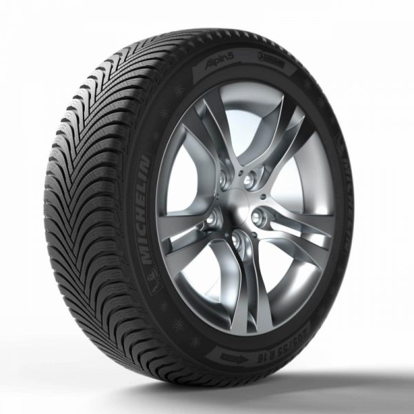 Michelin 205/55 R16 91H Tl Alpin 5 Ao Mi