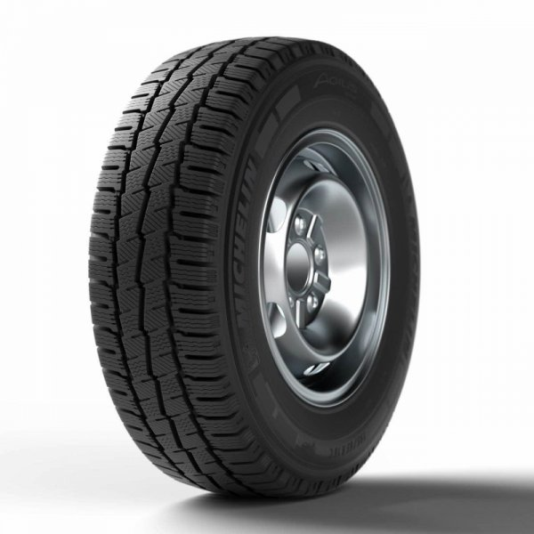 Michelin 195/65 R 16C 104/102R Tl Agilis Alpin Mi