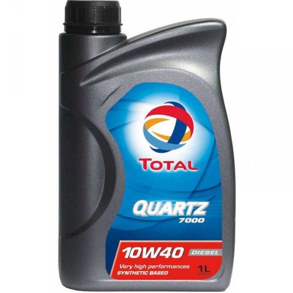 TOTAL Quartz 7000 Diesel 10W40 1L