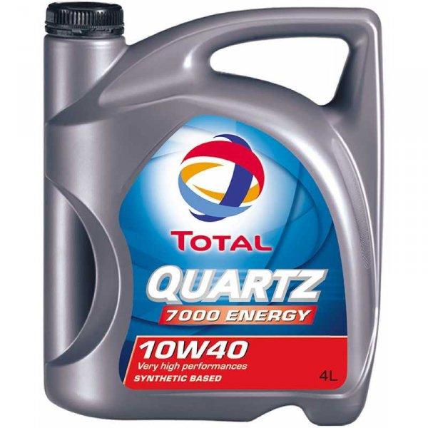 TOTAL Quartz 7000 Diesel 10W40 4L