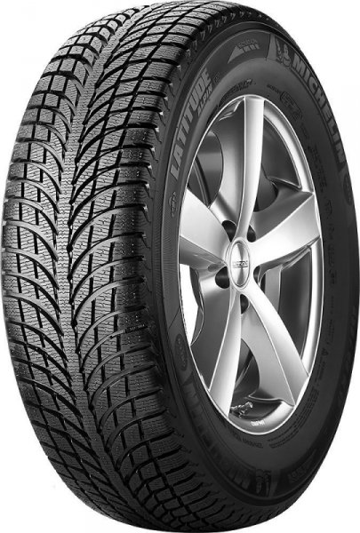 Michelin 255/50 R19 107V Xl Tl Latitude Alpin La2 Zp * Grnx Mi