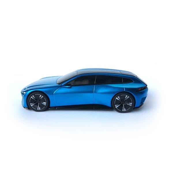 Количка Peugeot Instinct Concept 1/43