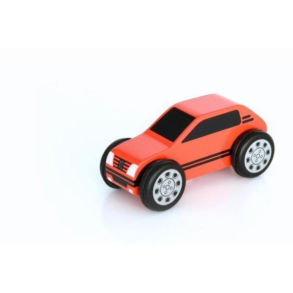 Количка Bois 205 GTI Червена