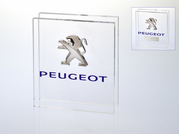 Трофей Peugeot