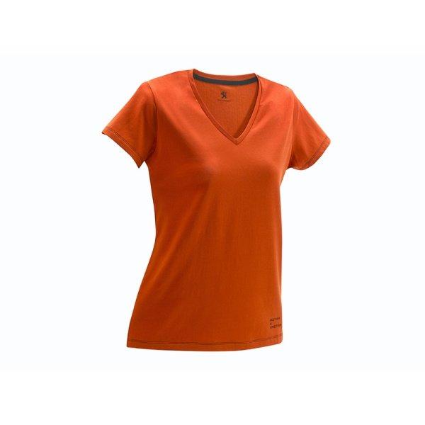 Тениска Дамска Оранж