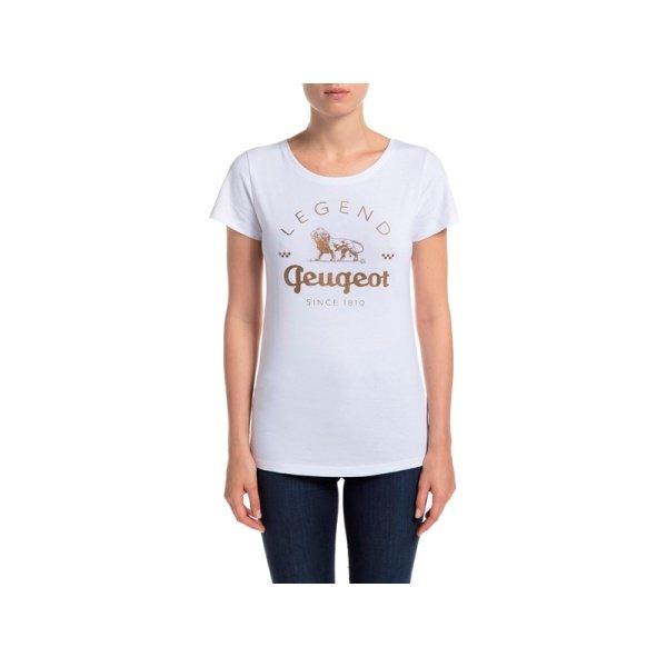Тениска Къс Ръкав Peugeot Legend - Дамска