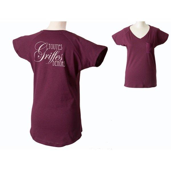Тениска Toutes Griffes Dehors - Дамска