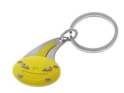Ключодържател 107-Емотиконче Усмивка