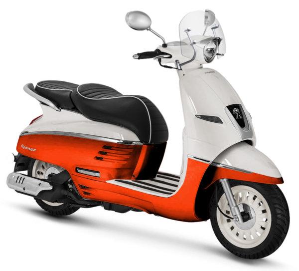 DJANGO 125 cc ABS