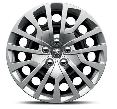 """ТАС MIAMI 17"""" Peugeot - New 3008 (P84), New 5008 (P87), Traveller / Expert 4"""