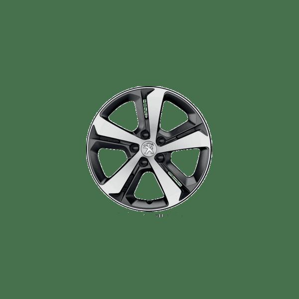 Джанта Алуминиева RUBIS 17 цола GLOSSY - 308 5-врати (T9) (след 2013) - 308 SW (T9) (след 2014)