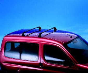 Напречни релси – багажник - Partner до 2009