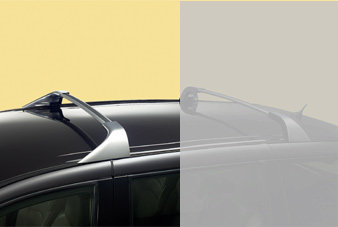 Напречна релса – багажник – 1 бр – 807