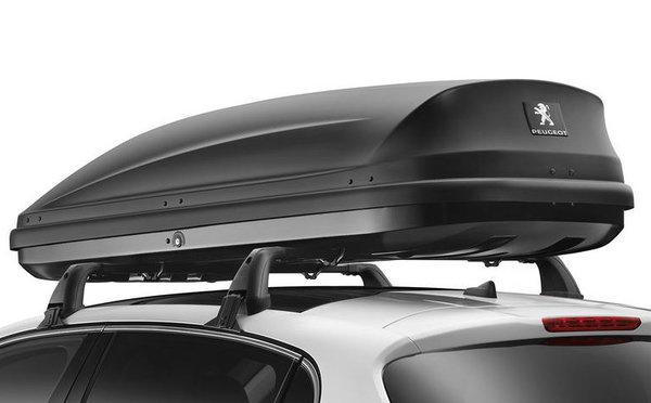 Твърд куфар-среден за багажник за покрива-420 л Thule Pacific 780