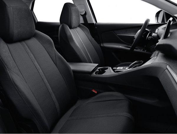 Калъфи за Седалки к-кт (пр. и зад.) BALI CHAÎNE ET TRAME Peugeot - 3008 (P84) (след 2016)