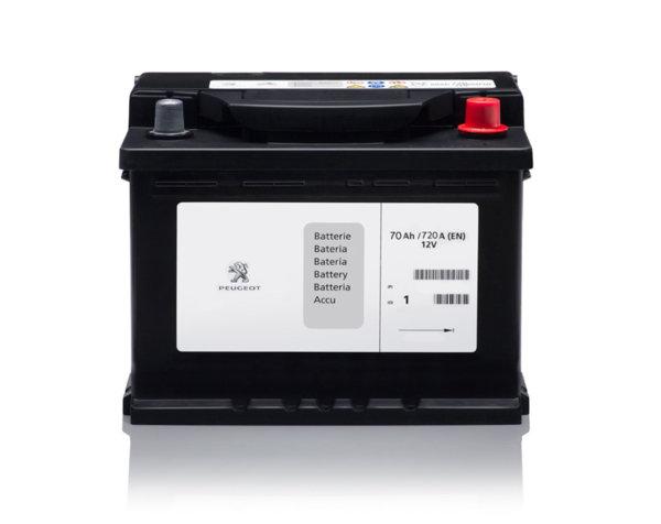 Акумулатор с висок пусков ток 70Ah 720A L3D