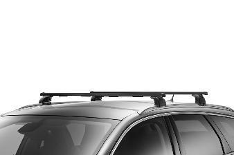 Напречни релси – багажник 2 бр к-кт – 308 (T9) (след 2014)