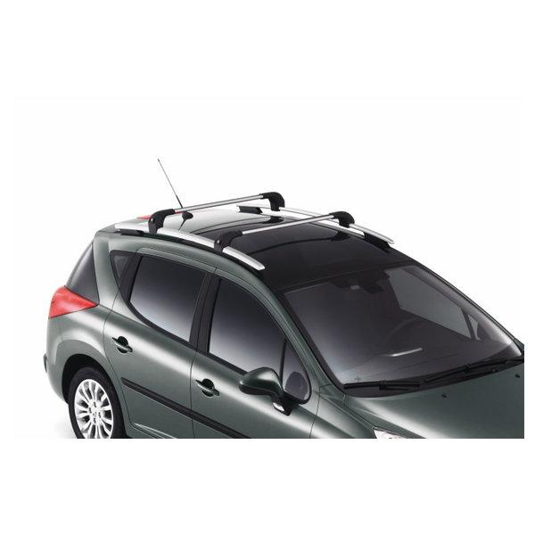 Напречни релси багажник, 2 бр к-кт - 207 SW 5 ВР. ESTATE