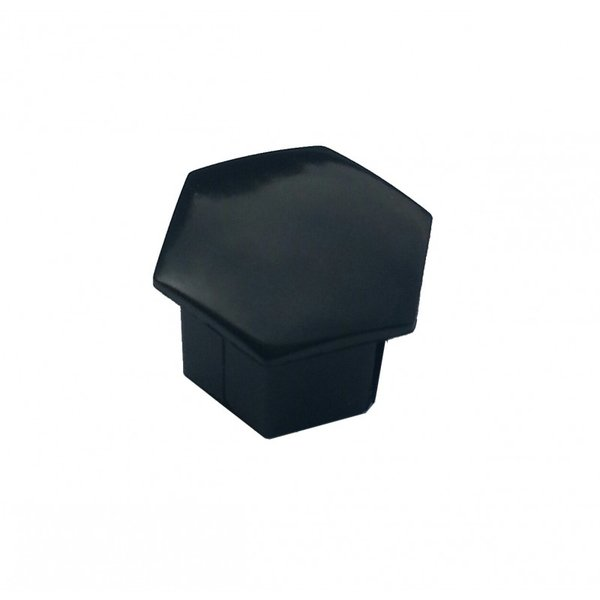 Капачка за болт - джанти, черна, 17mm