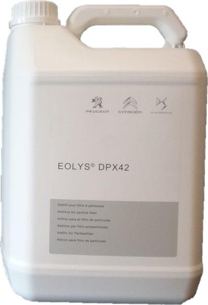 Добавка за филтър, EOLYS DPX42 Бяла - 4.5 L