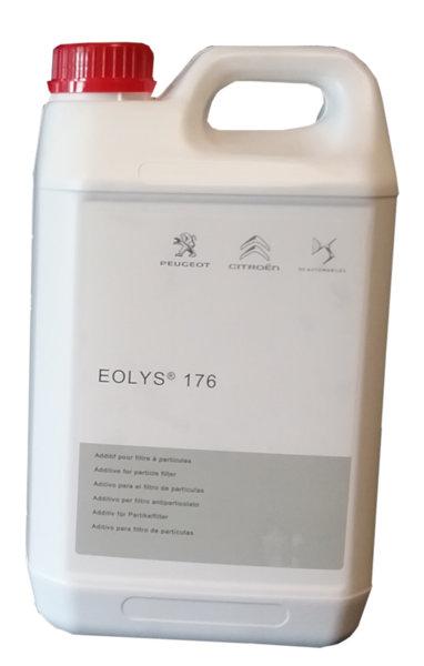 Добавка за филтър, Eolys 176, Червена - 3L