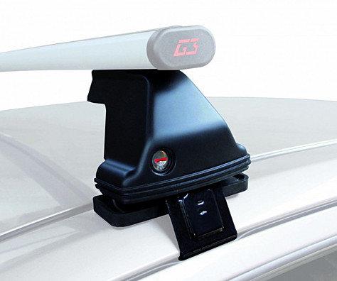 Монтажен к-кт за напречни греди - багажник Fiat Multipla