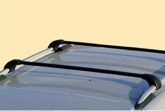 Напречни релси – багажник - Partner до 2009 с надлъжни релси - таван